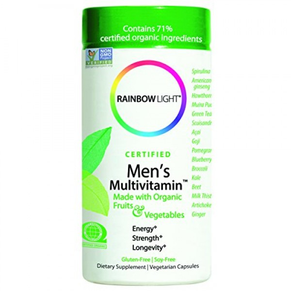 Rainbow Light Men's Multivitamin
