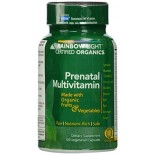 [Rainbow Light] Certified Organic Multivitamins Prenatal  At least 70% Organic