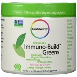 [Rainbow Light] Certified Organic Immune Builder Immuno Build Greens  At least 70% Organic