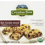 [Cascadian Farm] Cereals Fiber Right Dark Chocolate Almond  At least 95% Organic