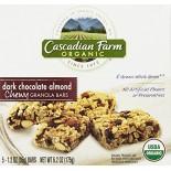 [Cascadian Farm] Cereals Fiber Right Dark Chocolate Almond  At least 95% Organic