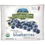 [Cascadian Farm] Bagged Fruit Blueberries  At least 95% Organic