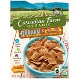 [Cascadian Farm] Cereals Graham Crunch  At least 95% Organic