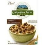 [Cascadian Farm] Cereals Dark Chocolate Almond Granola  At least 95% Organic