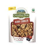 [Cascadian Farm] Cereals Berry Cobbler Granola  At least 95% Organic