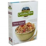 [Cascadian Farm] Cereals Hearty Morning  At least 95% Organic