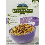 [Cascadian Farm] Cereals Fruitful O`s  At least 95% Organic