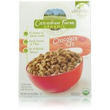 [Cascadian Farm] Cereals Chocolate O`s  At least 95% Organic