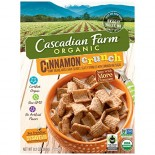 [Cascadian Farm] Cereals Cinnamon Crunch  At least 95% Organic