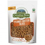 [Cascadian Farm] Premium Granola Peanut Butter Bliss  At least 95% Organic