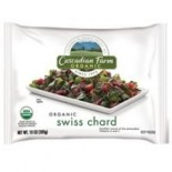 [Cascadian Farm] Bagged Vegetables Swiss Chard  At least 95% Organic