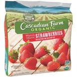 [Cascadian Farm] Bagged Fruit Strawberries  At least 95% Organic