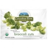 [Cascadian Farm] Bagged Vegetables Broccoli, Cuts  At least 95% Organic