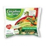 [Cascadian Farm] Bagged Vegetables Chinese Stirfry Blend  At least 95% Organic