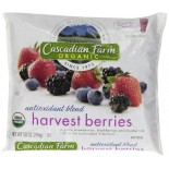 [Cascadian Farm] Bagged Fruit Harvest Berries  At least 95% Organic