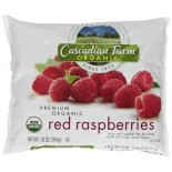 [Cascadian Farm] Bagged Fruit Raspberries  At least 95% Organic
