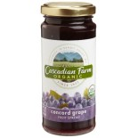 [Cascadian Farm] Fancy Fruit Spreads Concord Grape  At least 95% Organic