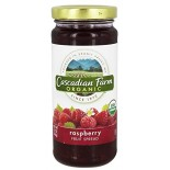 [Cascadian Farm] Fancy Fruit Spreads Raspberry  At least 95% Organic