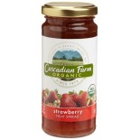 [Cascadian Farm] Fancy Fruit Spreads Strawberry  At least 95% Organic