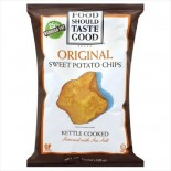 [Food Should Taste Good] Sweet Potato Kettle Chips Original