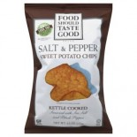 [Food Should Taste Good] Sweet Potato Kettle Chips Salt & Pepper