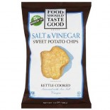 [Food Should Taste Good] Sweet Potato Kettle Chips Salt & Vinegar