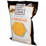 [Food Should Taste Good] Tortilla Chips Cheddar