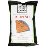 [Food Should Taste Good] Tortilla Chips Jalapeno