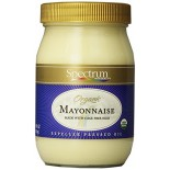 [Spectrum Naturals] Condiments Mayonnaise  At least 95% Organic