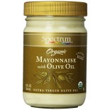 [Spectrum Naturals] Condiments Mayonnaise, Olive Oil  At least 95% Organic
