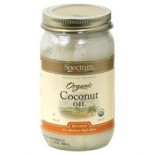 [Spectrum Naturals] Oils Refined Coconut Oil  At least 95% Organic