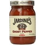 [Jardines] Mexican/American Salsa 7J Ghost Pepper
