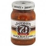 [Jardines] Mexican/American Salsa 7J Black Bean & Corn