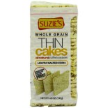 [Suzie`S] Thin Cakes Corn, Salted