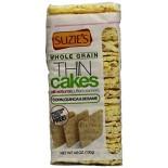 [Suzie`S] Thin Cakes Corn, Sesame & Quinoa