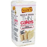 [Suzie`S] Thin Cakes Brown Rice, Lightly Salted