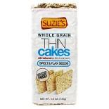 [Suzie`S] Thin Cakes Spelt w/Flax
