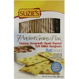 [Suzie`S] Flatbreads Flatbread, 7 Ancient Grain