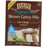 [Hain] Mixes Brown Gravy, Fat Free