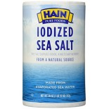 [Hain] Condiments Sea Salt, Iodized