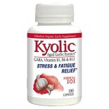 [Kyolic]  Stress & Fatigue Relief Form 101