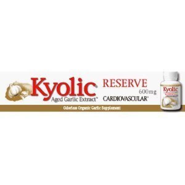 [Kyolic]  Kyolic Reserve 600 mg