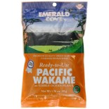 [Emerald Cove] Sea Vegetables Wakame, Sun Dried