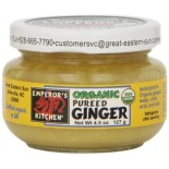 [Emperors Kitchen]  Ginger, Puree  At least 95% Organic
