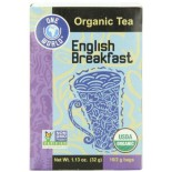 [One World] Organic Tea English Breakfast  At least 95% Organic