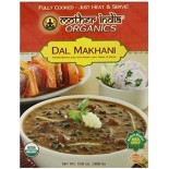 [Mother India Organics] Traditional Indian Ready-To-Eat-Meals Dal Makhani  At least 95% Organic