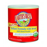 [Earth`S Best Baby Foods] Infant Formula Dairy w/Iron, DHA & ARA  At least 95% Organic