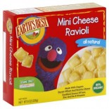 [Earth`S Best Baby Foods] Sesame Street Line Mini Cheese Raviolis  At least 70% Organic