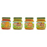 [Earth`S Best Baby Foods] Fruit & Vegetables Very Veggie Variety Pack  At least 95% Organic