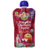 [Earth`S Best Baby Foods] Fruit & Vegetables Puree, Pumpkin Cranberry Apple  At least 95% Organic
